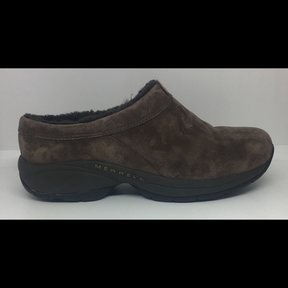 Infect navigation smart  Merrell Shoes | Primo Womens Suede Clogs Us 75 | Poshmark